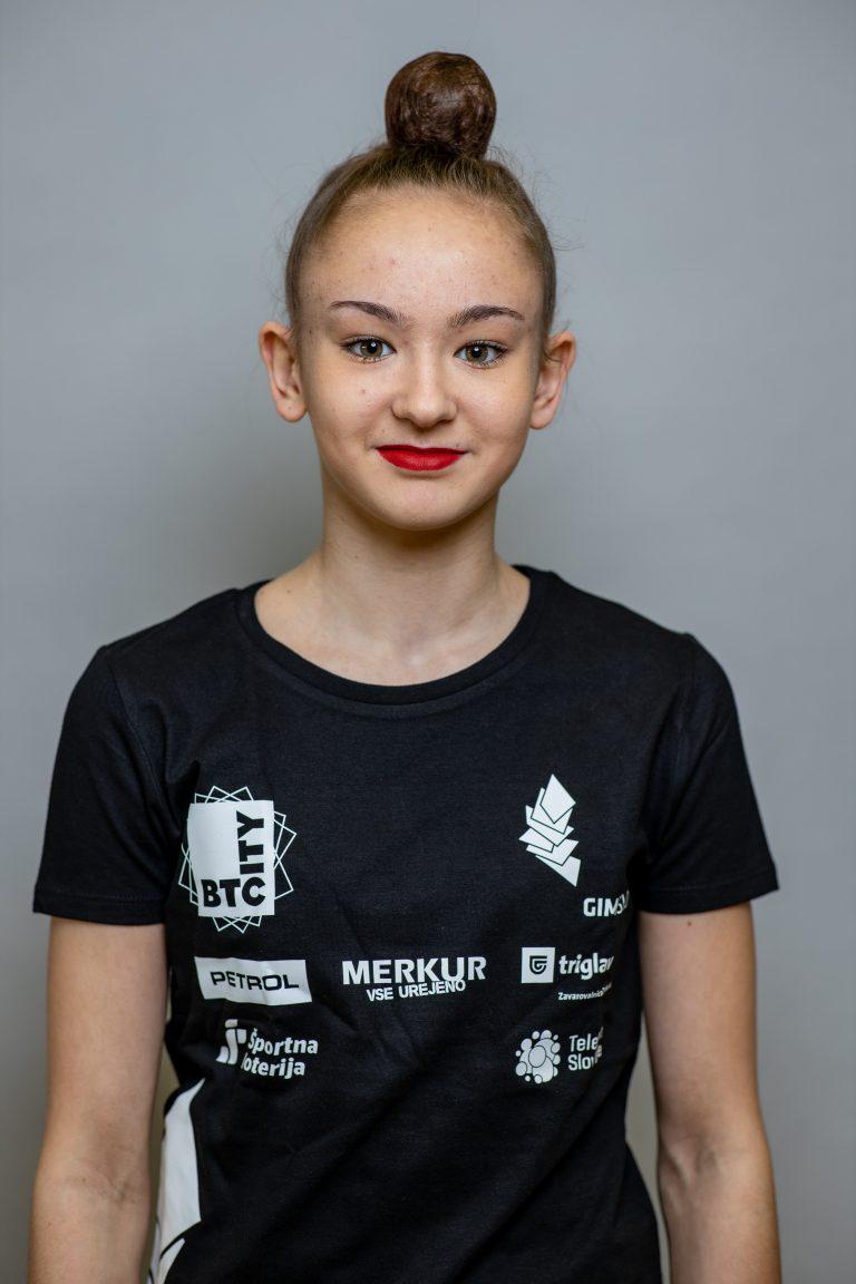 Karina G Salauyova